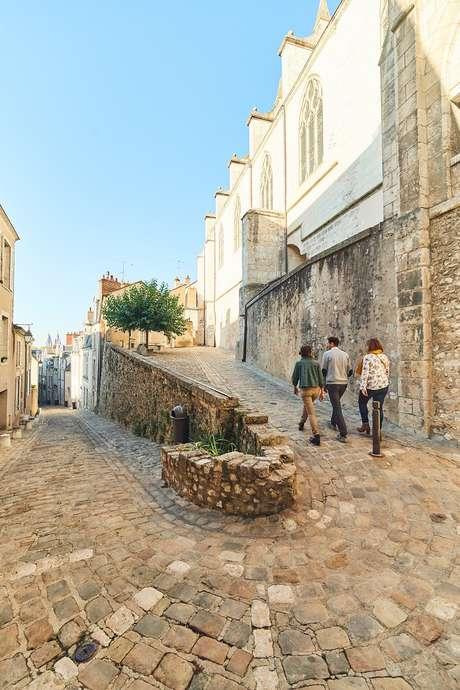 Visites guidées : le vieux Blois