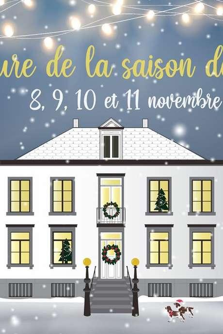 Magie de Noël au Château