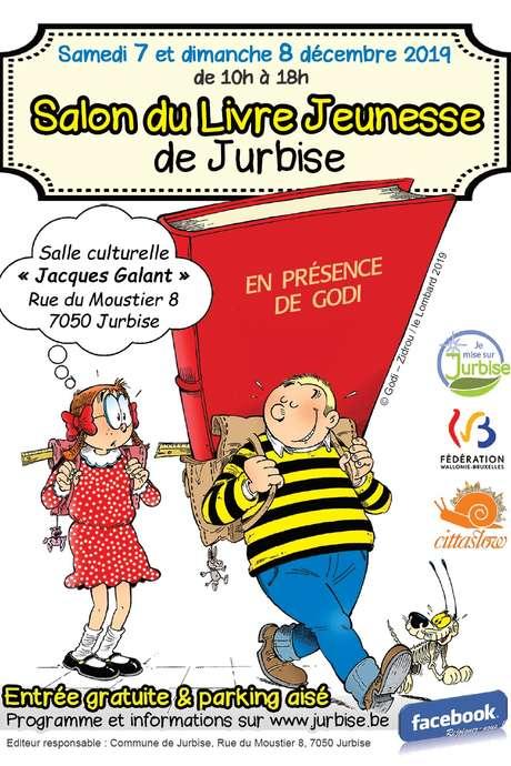 Salon du livre jeunesse de Jurbise