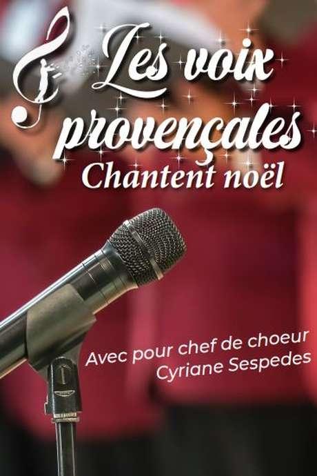 """Concert """"Les Voix Provençales chantent Noël"""""""