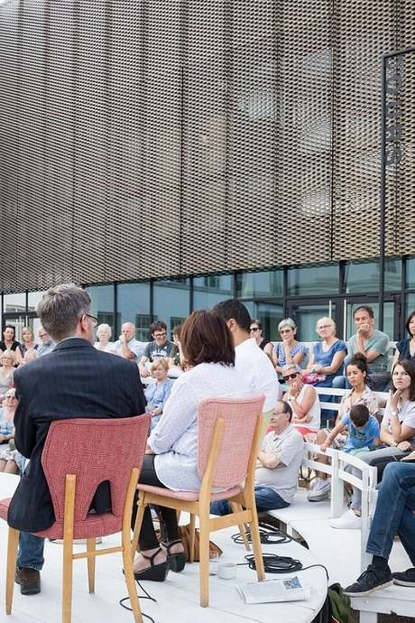 Festival au Carré - Causerie: Les femmes au pouvoir?