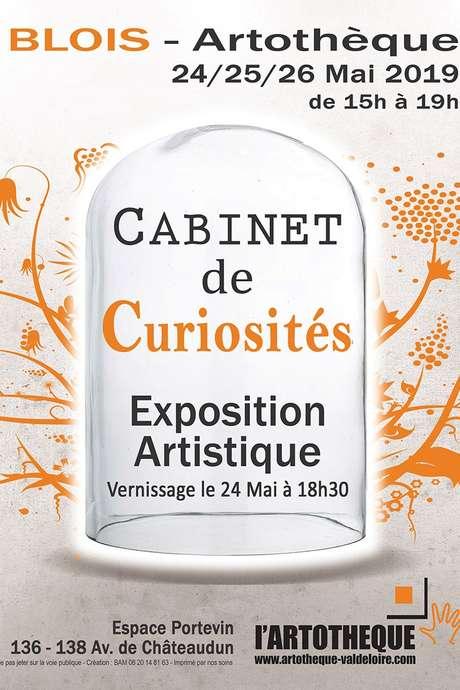 "Exposition ""Cabinet de curiosités"""