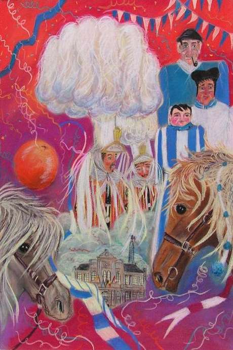 La Cavalcade de Jemappes - Fête folklorique de Jemappes