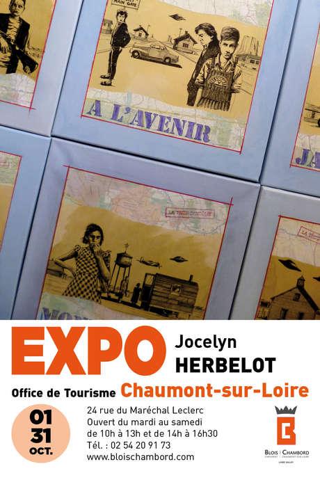 Exposition Jocelyn Herbelot