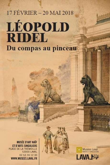 Léopold Ridel // EXPOSITION