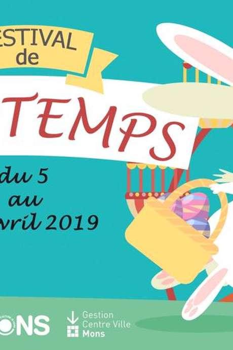 Le Festival de printemps débarque à Mons !