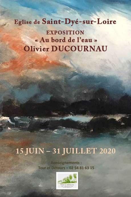 Exposition « Au bord de l'eau » Olivier Ducournau (confirmé)