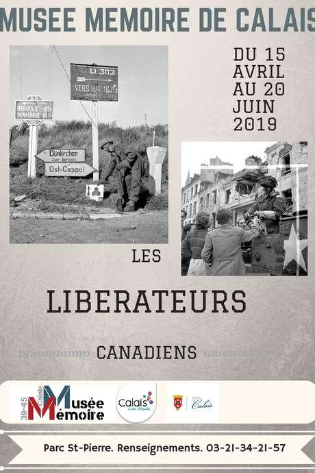 """Exposition """"Les libérateurs Canadiens"""""""