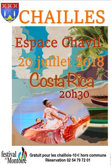 Spectacle : Danses du Costa Rica