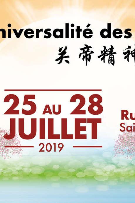 Fête de Guan Di 2019