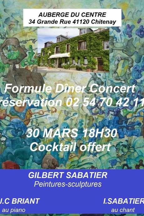 Exposition Gilbert Sabatier