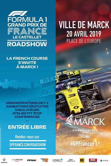 F1 Roadshow Grand Prix De France