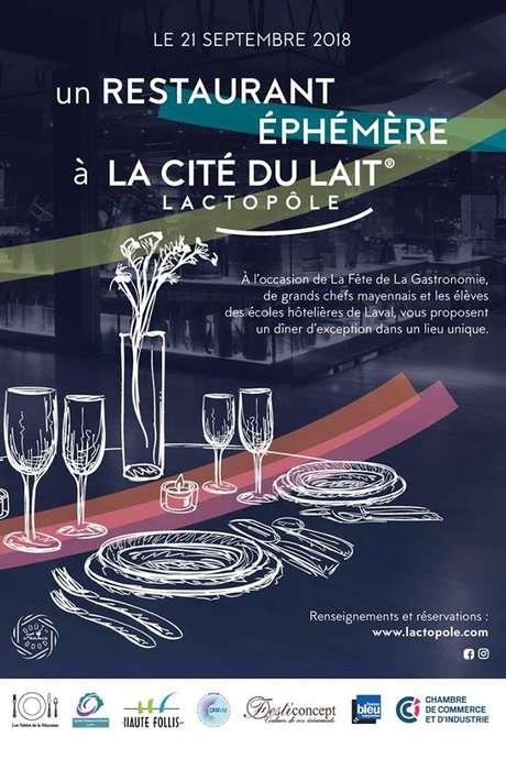 La Fête de la gastronomie à La Cité du Lait®
