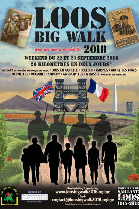 Loos Big Walk 2018
