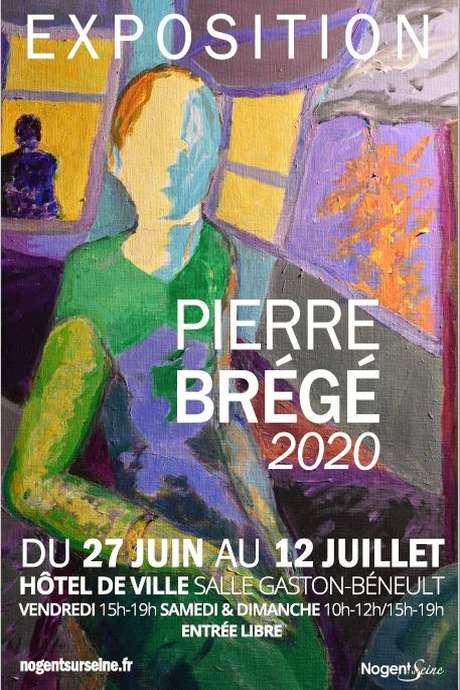 Exposition Pierre Brégé 2020