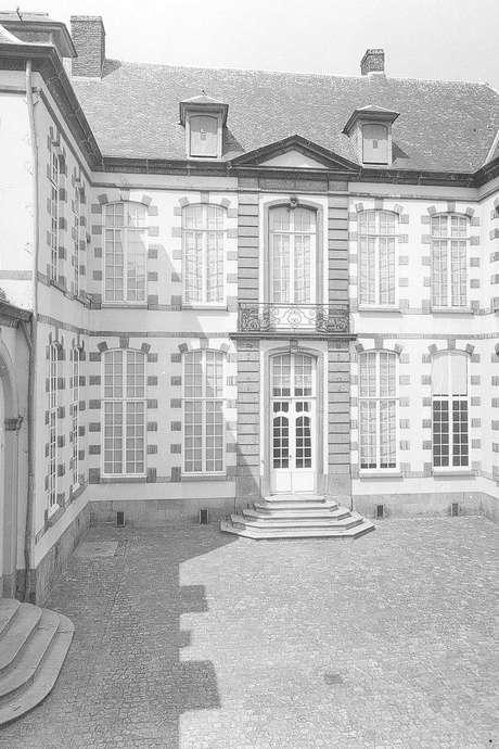 Journées du Patrimoine 2017: L'Hôtel de la Roche (Mons)
