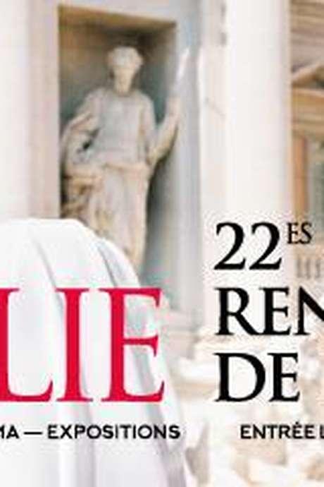 22e rendez-vous de l'histoire : L'Italie