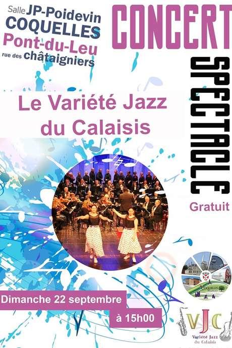 Concert spectacle du Variété jazz