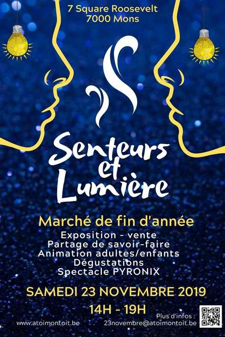 """Marché """"Senteurs et Lumière"""""""