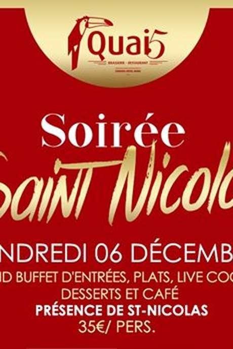 Soirée Saint-Nicolas