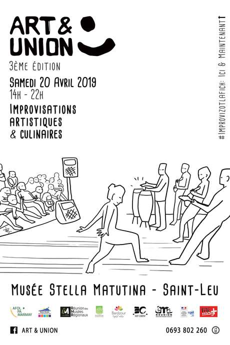 3ème édition : Festival Art & Union 2019