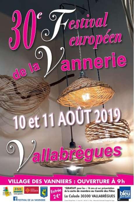 30ème Festival de la Vannerie et de l'Artisanat d'Art