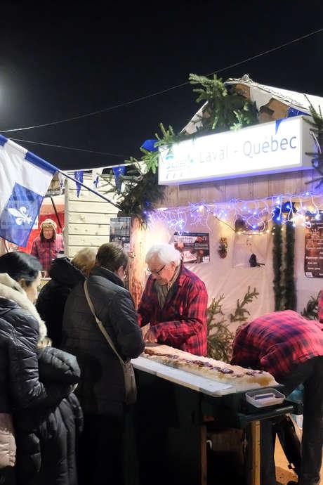 Marché de Noël de Laval 2019