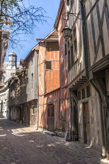 Visite guidée - Troyes la Magnifique