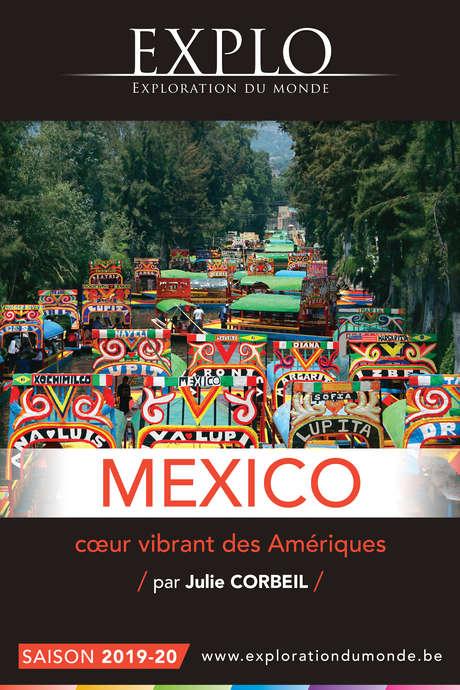 Exploration du Monde - Mexico