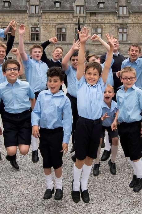Les Petits Chanteurs de Belgique