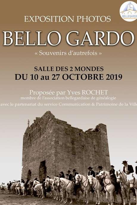 """Exposition Bello gardo """"Souvenirs d'autrefois"""""""