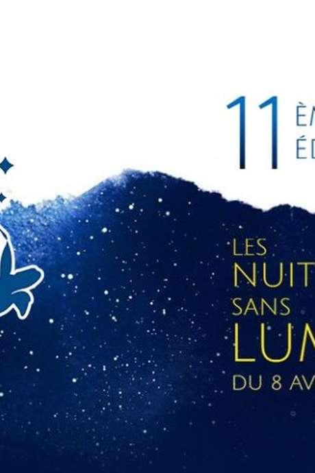11ème édition Nuits sans Lumières