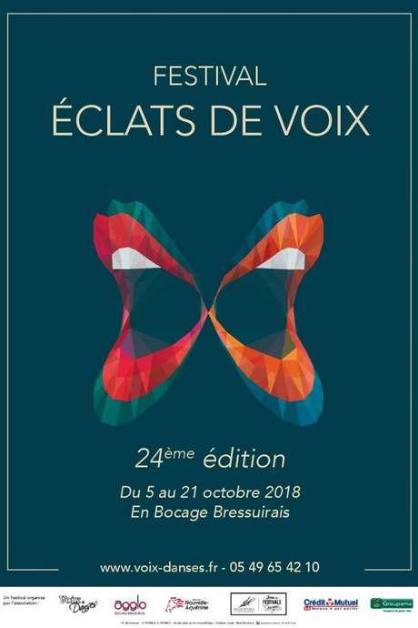 Billetterie spectacle : Festival Eclats de Voix