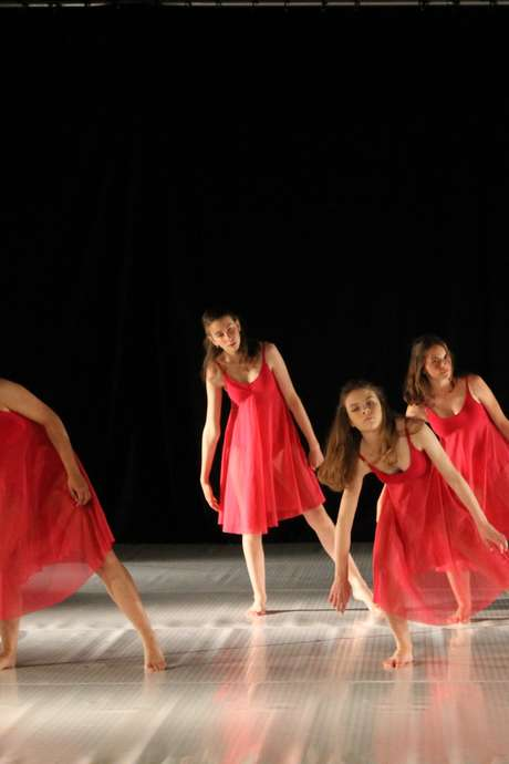 Rencontres chorégraphiques // par les élèves de danse de l'agglomération