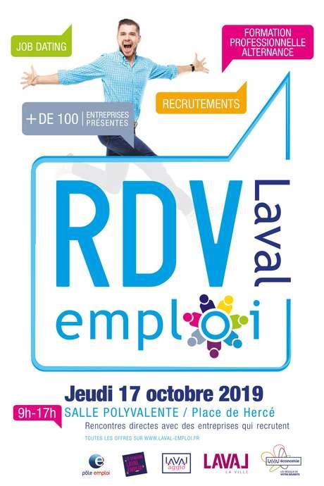 RDV Laval Emploi