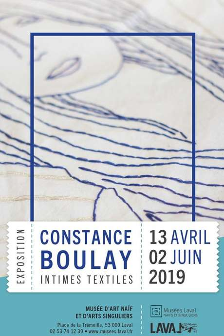 Constance Boulay - Intimes textiles