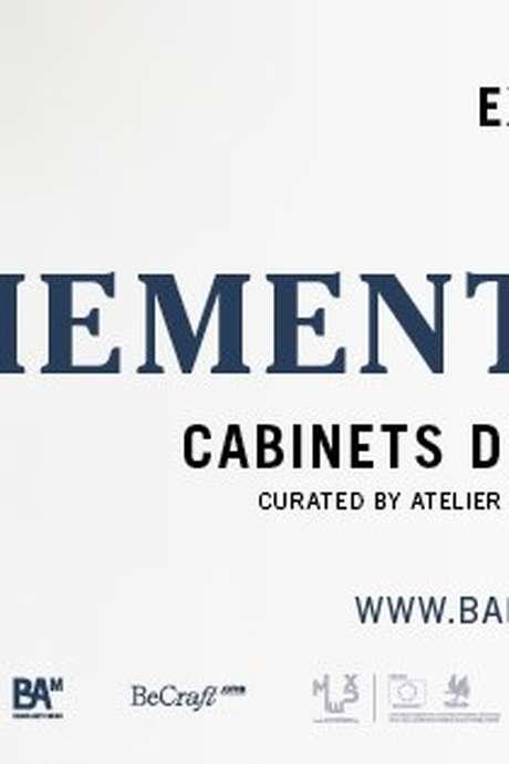 """Expo """"Memento Mons. Cabinets de curiosités"""""""
