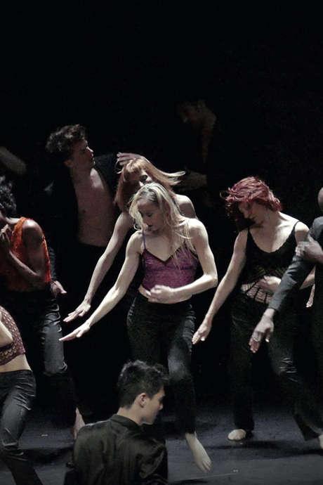 Danse : L'homme à tête de chou