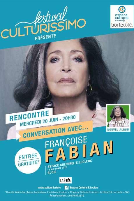 rencontre avec Françoise Fabian