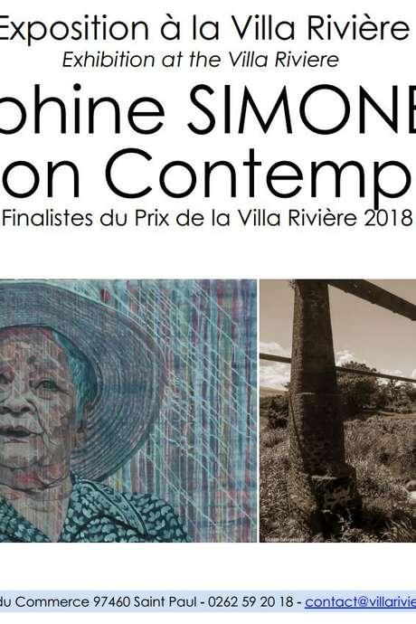 Exposition SIMONET et Réunion Contemplation