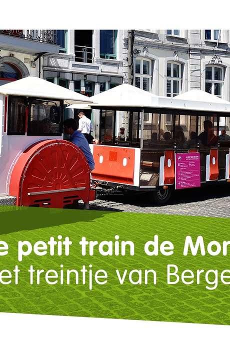 Le petit train de Mons