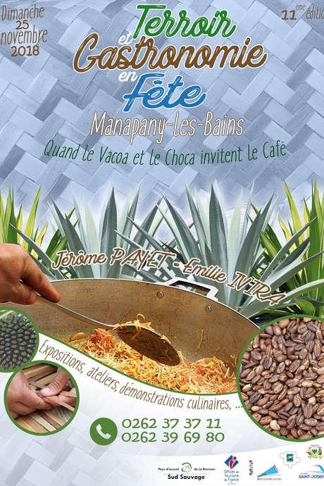 Terroir et Gastronomie en fête à Manapany les Bains