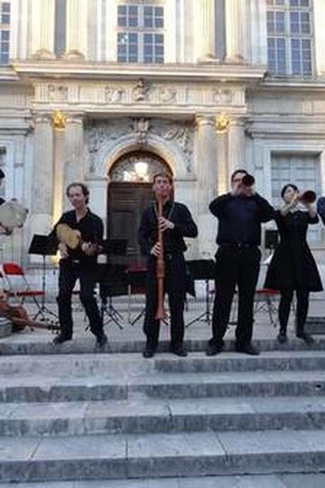 Musique à la cour
