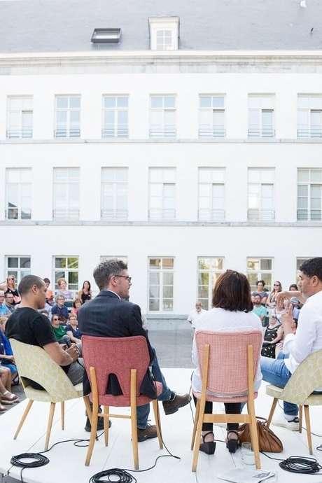 Festival au Carré -  Causerie: Fin du Capitalisme?