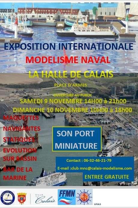 Exposition internationale de modélisme naval