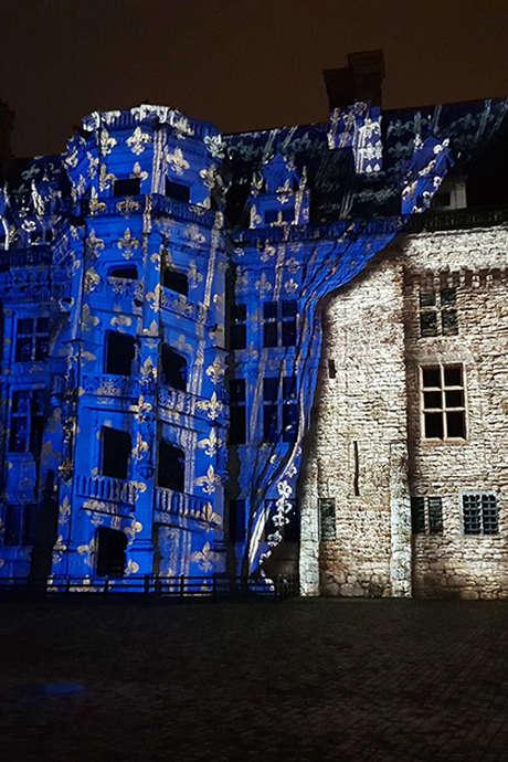 Show: Klang- und Lichtspiele - Das königliche Schloss Blois