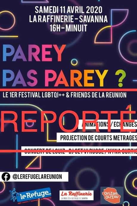 FESTIVAL LGBTQI, PAREY PAS PAREY ?