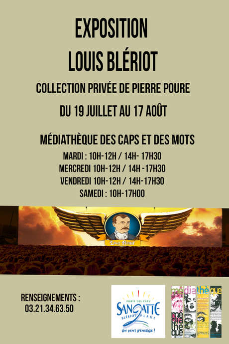 Exposition Louis Blériot