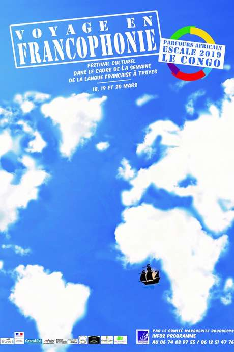 Voyage en Francophonie « Parcours africain - Escale 2019 : Le Congo » - Concours « La fabrique des mots »
