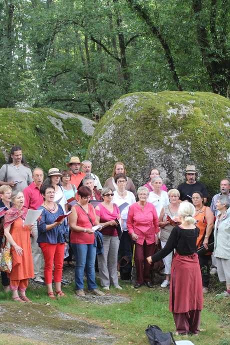 Balade chantée du Val de Scie avec Cant'Amüs